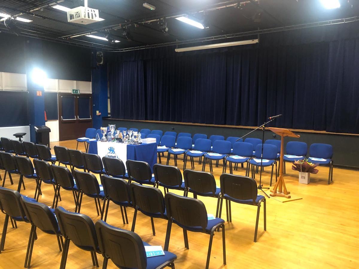 Main Hall - SLS @ Garstang Community Academy - Lancashire - 4 - SchoolHire