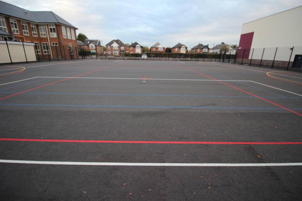 MUGA - SLS @ Upton Court Grammar School - Slough - 3 - SchoolHire