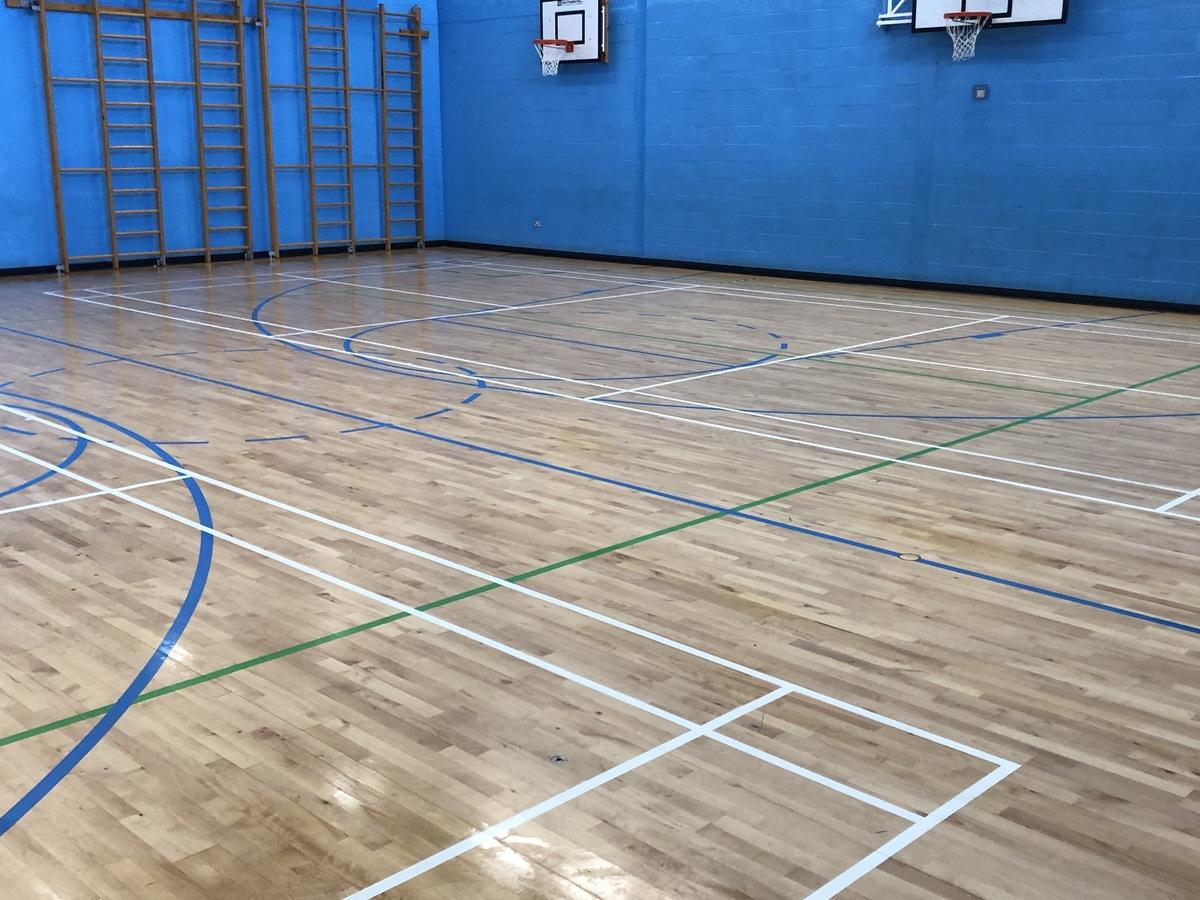 New Gym - Linton Sports Centre - Cambridgeshire - 1 - SchoolHire
