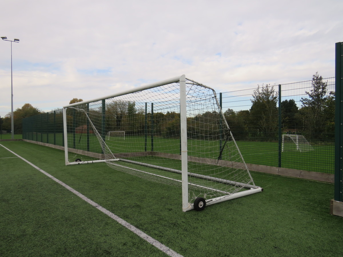 Astro Turf Pitch 1 (1/3) END PITCH - Kingsdown School - Swindon - 3 - SchoolHire
