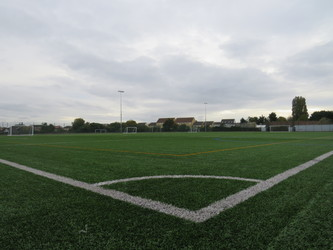 Astro Turf Pitch 1 (1/3) END PITCH - Kingsdown School - Swindon - 4 - SchoolHire