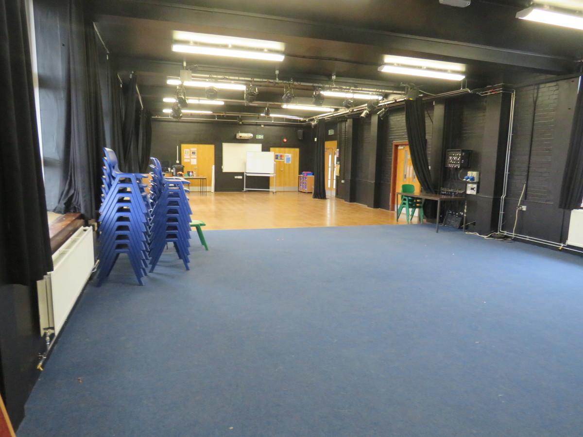 Drama Hall - Kingsdown School - Swindon - 3 - SchoolHire