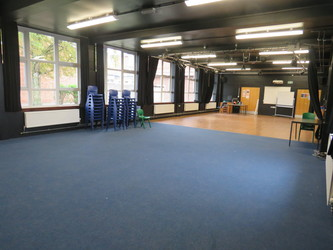 Drama Hall - Kingsdown School - Swindon - 4 - SchoolHire