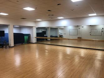 Dance Studio  - SLS @ St Marys Catholic Academy (Blackpool) - Lancashire - 4 - SchoolHire