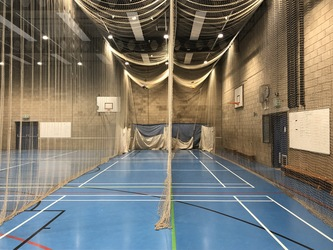 Sports Hall - Linton Sports Centre - Cambridgeshire - 3 - SchoolHire