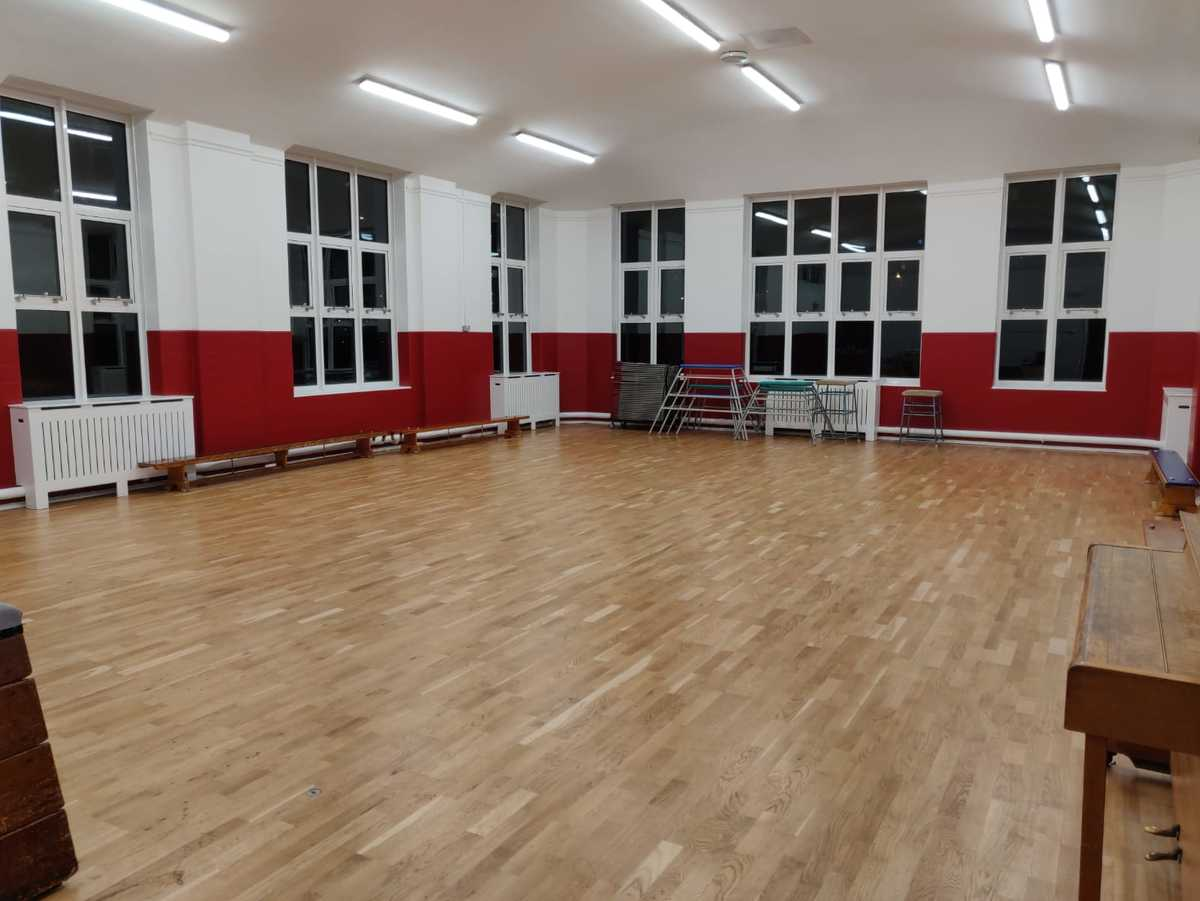 Gymnasium  - SLS @ Ark Oval Primary Academy - Croydon - 2 - SchoolHire