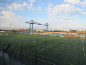 3G Football Pitch - Middlesbrough College - Middlesbrough - 1 - SchoolHire