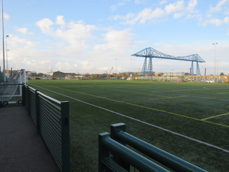 3G Football Pitch - Middlesbrough College - Middlesbrough - 2 - SchoolHire