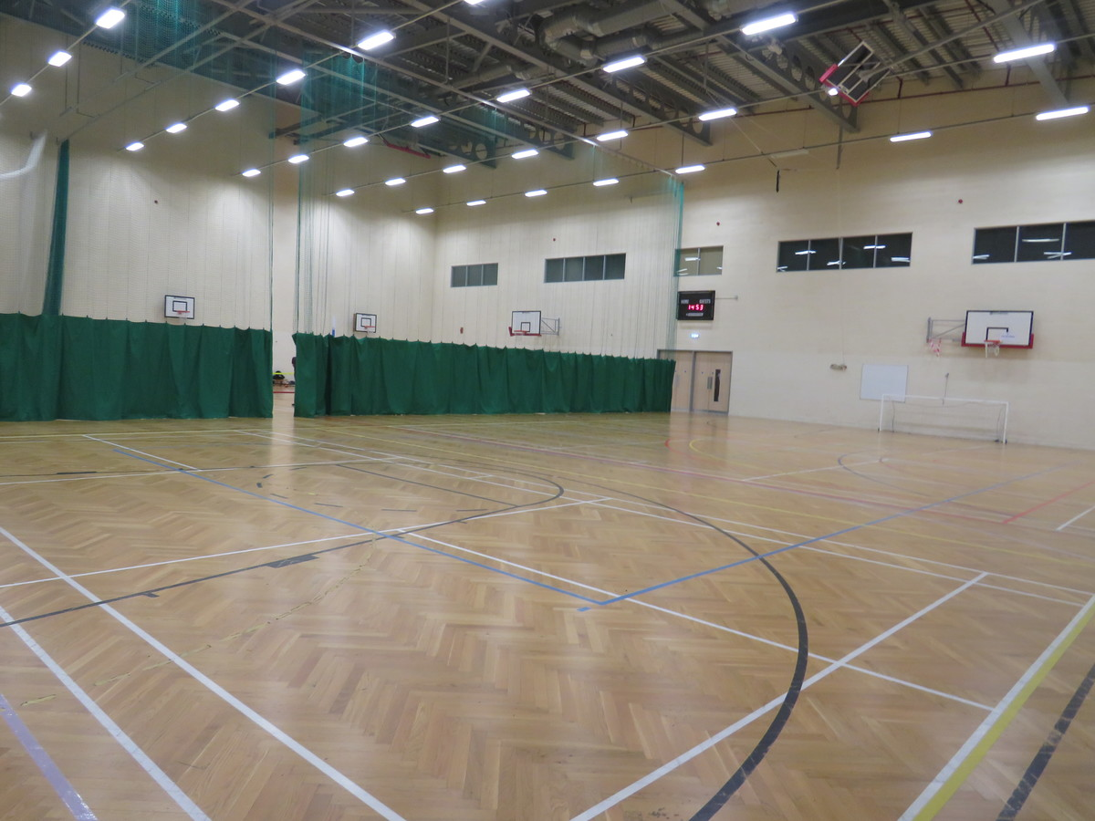 Sports Hall - Middlesbrough College - Middlesbrough - 3 - SchoolHire