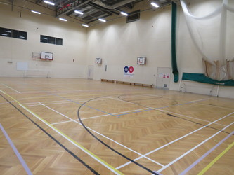 Sports Hall - Middlesbrough College - Middlesbrough - 4 - SchoolHire