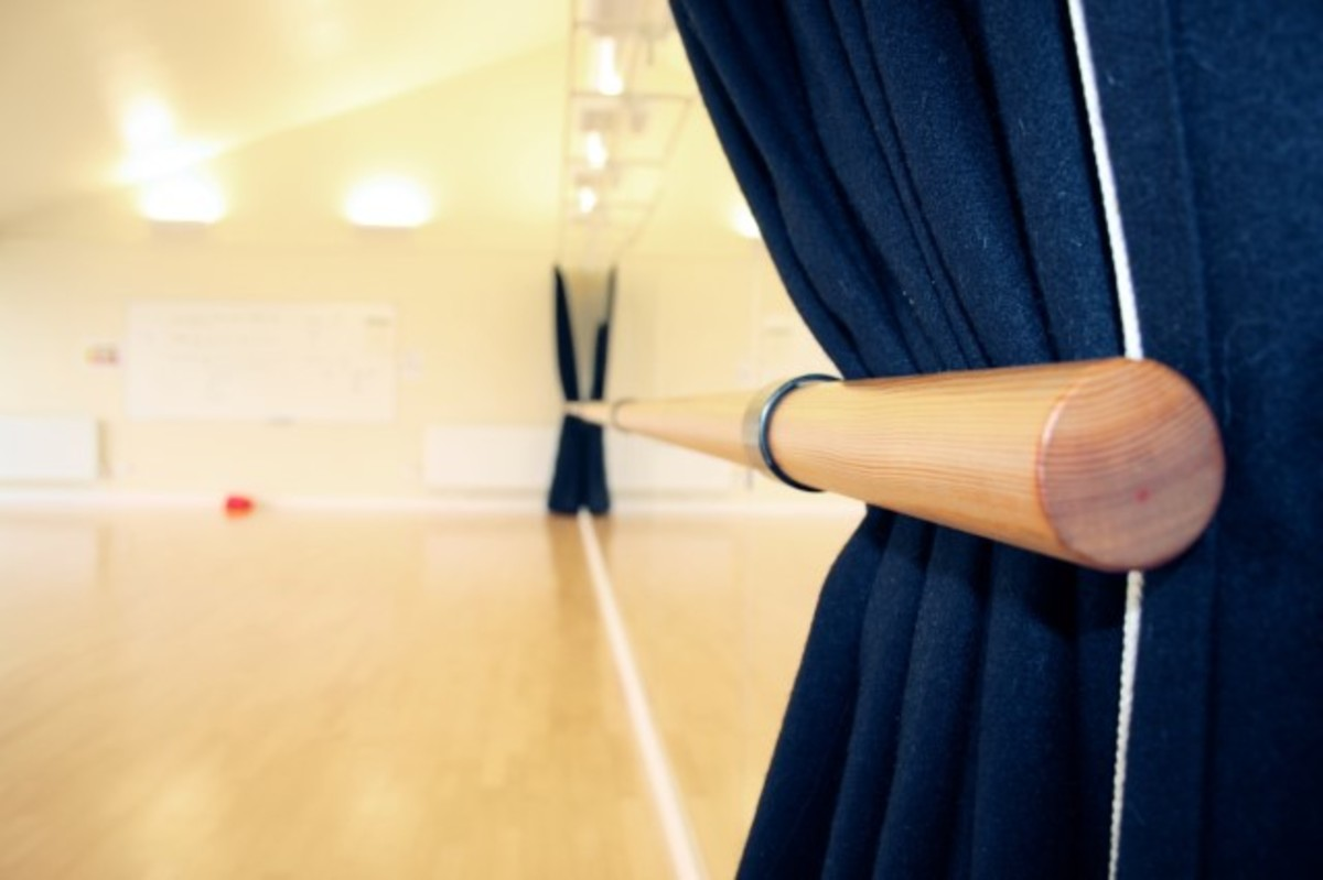 Dance Studio - Kingsdown School - Swindon - 1 - SchoolHire