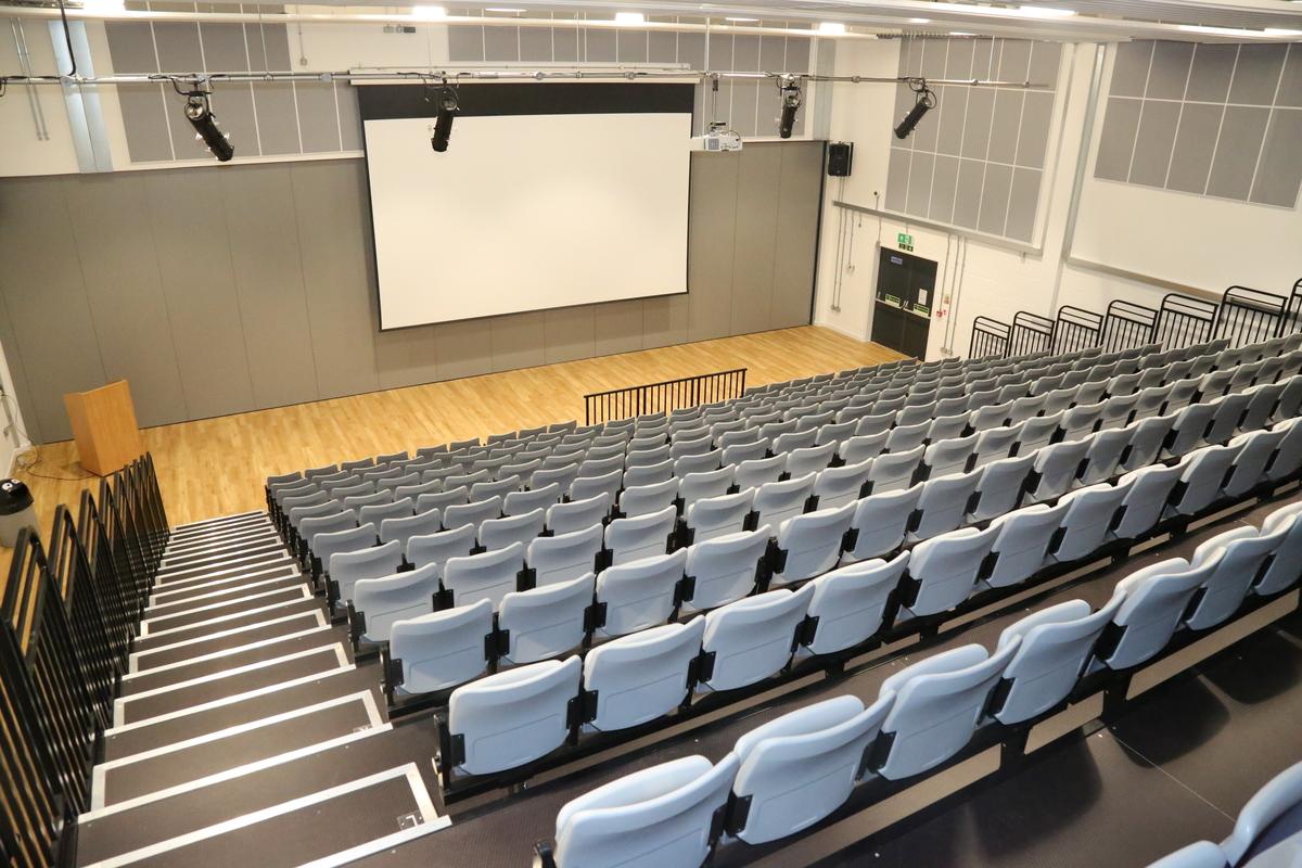 Auditorium - Arena (BRC) - Paignton Academy - Devon - 1 - SchoolHire