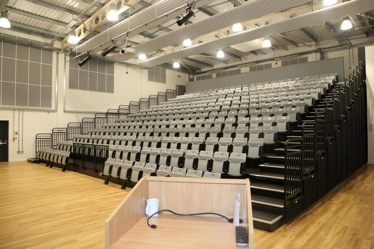 Auditorium - Arena (BRC) - Paignton Academy - Devon - 2 - SchoolHire
