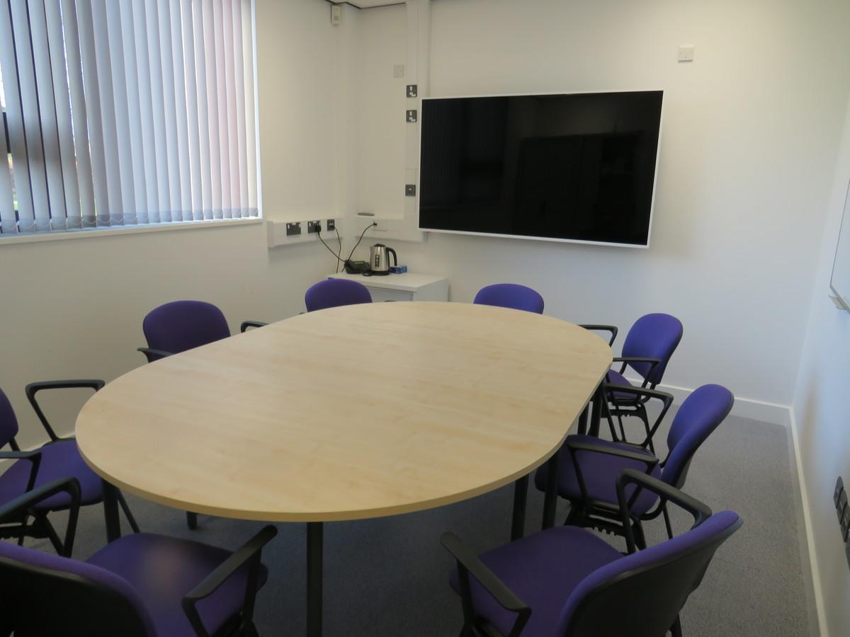 Meeting Room - Chertsey High School - Surrey - 1 - SchoolHire