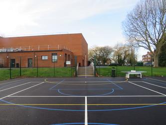 MUGA - Chertsey High School - Surrey - 3 - SchoolHire