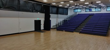 Main Hall  - SLS @ Ormiston Chadwick Academy - Cheshire West and Chester - 3 - SchoolHire