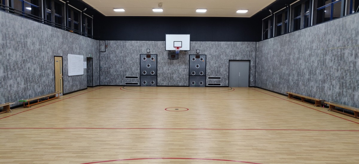 Gymnasium  - SLS @ Ormiston Chadwick Academy - Cheshire West and Chester - 1 - SchoolHire