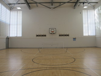 Sports Hall - Elms School - Kent - 1 - SchoolHire