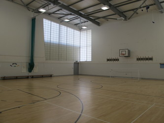 Sports Hall - Elms School - Kent - 2 - SchoolHire