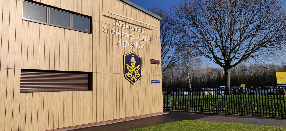 SLS @ St Gregorys Catholic High School - Cheshire West and Chester - 1 - SchoolHire