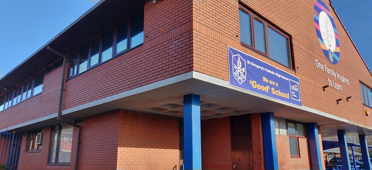 SLS @ St Gregorys Catholic High School - Cheshire West and Chester - 3 - SchoolHire