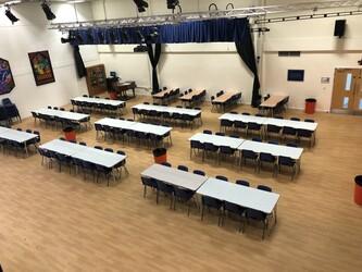 Main School Hall - Seahaven Academy - East Sussex - 4 - SchoolHire