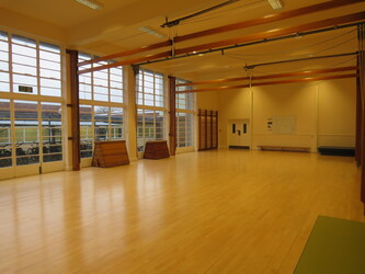 Gymnasium - Sewell Park Academy - Norfolk - 1 - SchoolHire