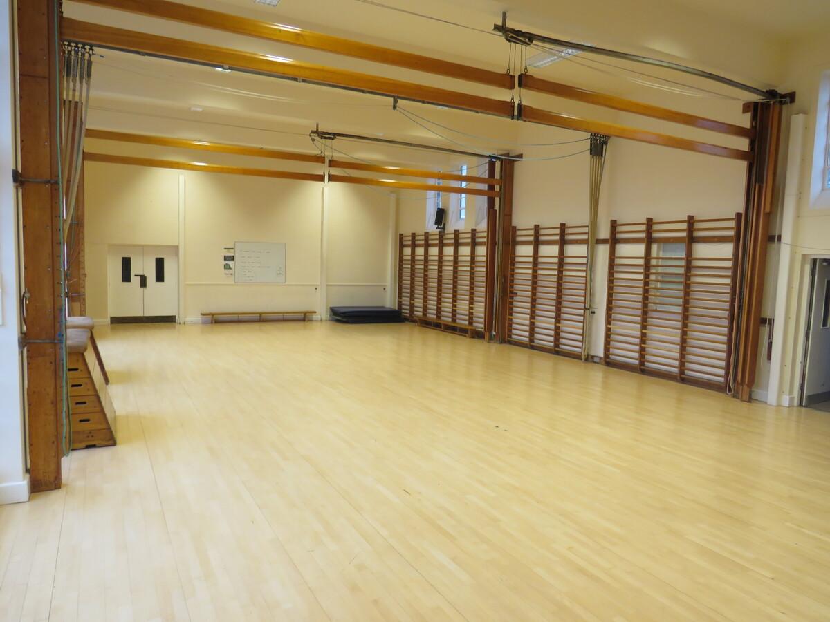 Gymnasium - Sewell Park Academy - Norfolk - 2 - SchoolHire