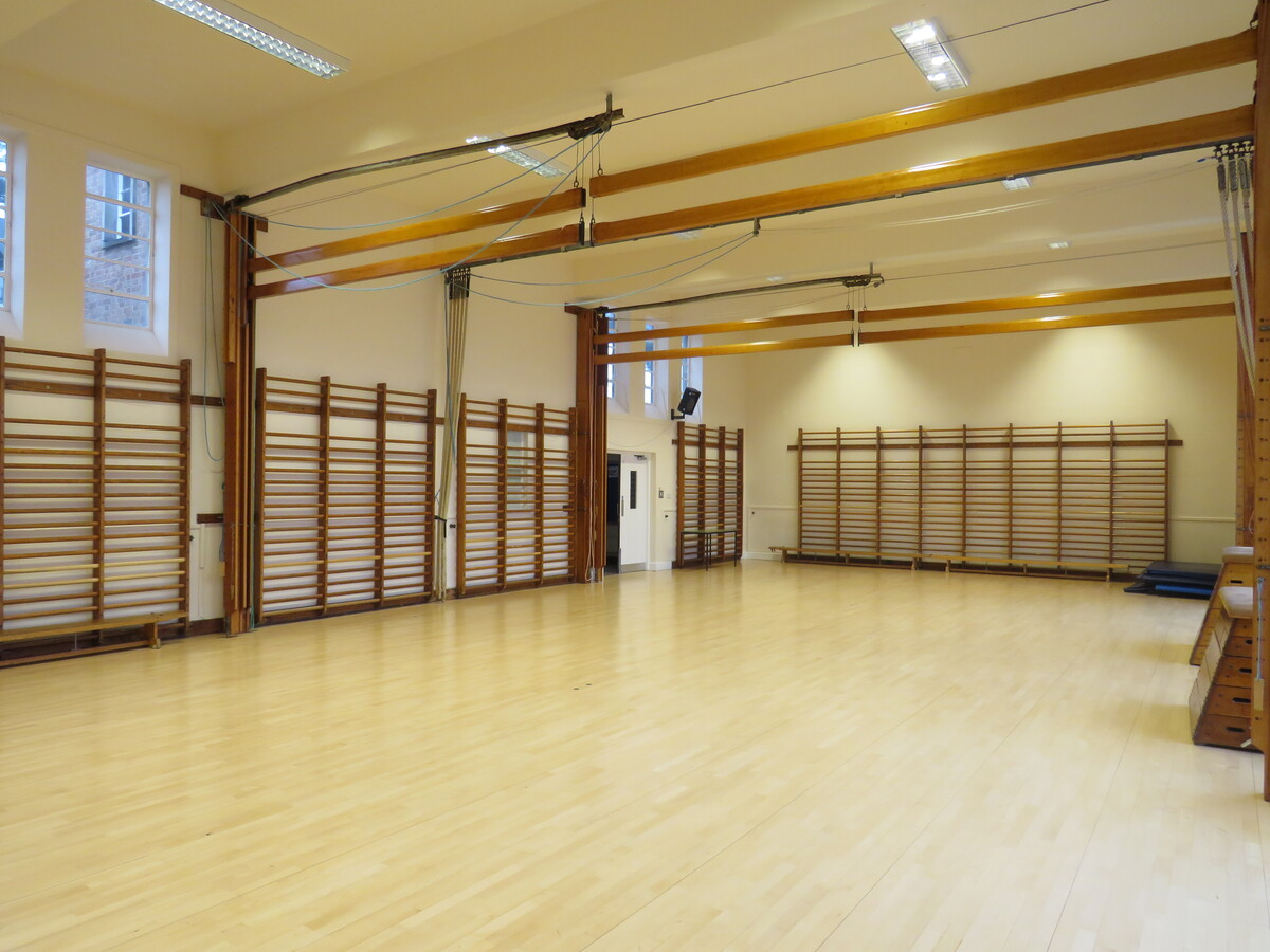 Gymnasium - Sewell Park Academy - Norfolk - 3 - SchoolHire