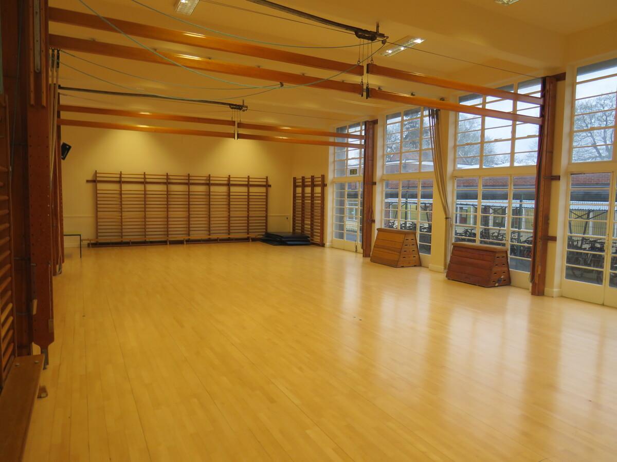Gymnasium - Sewell Park Academy - Norfolk - 4 - SchoolHire