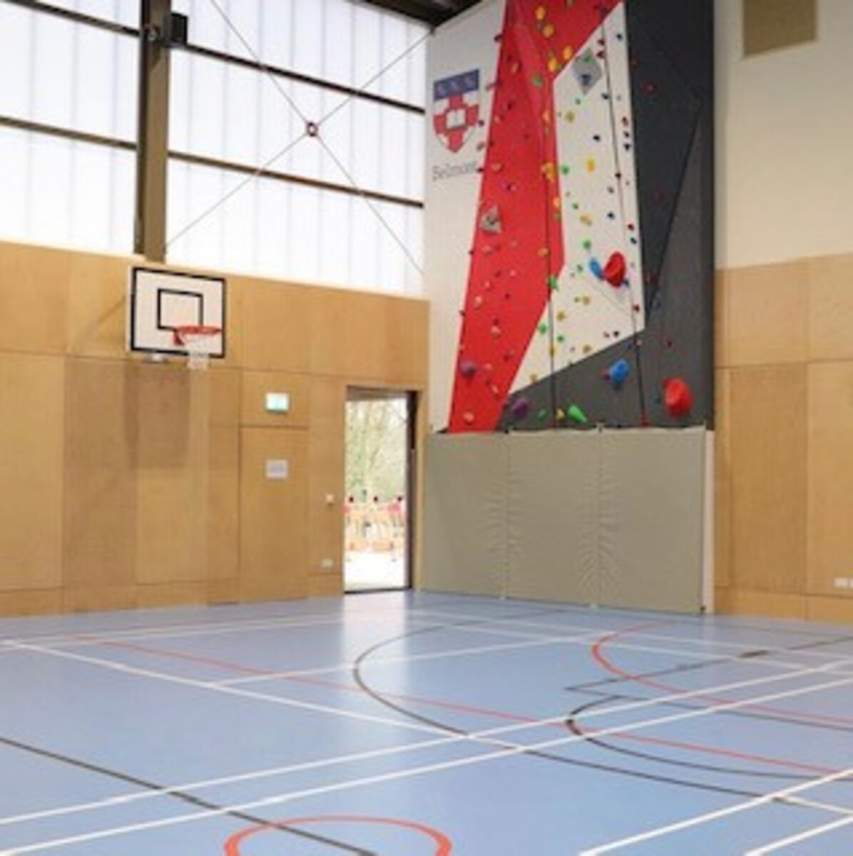 BELMONT Sports Hall - Mill Hill School - Barnet - 2 - SchoolHire