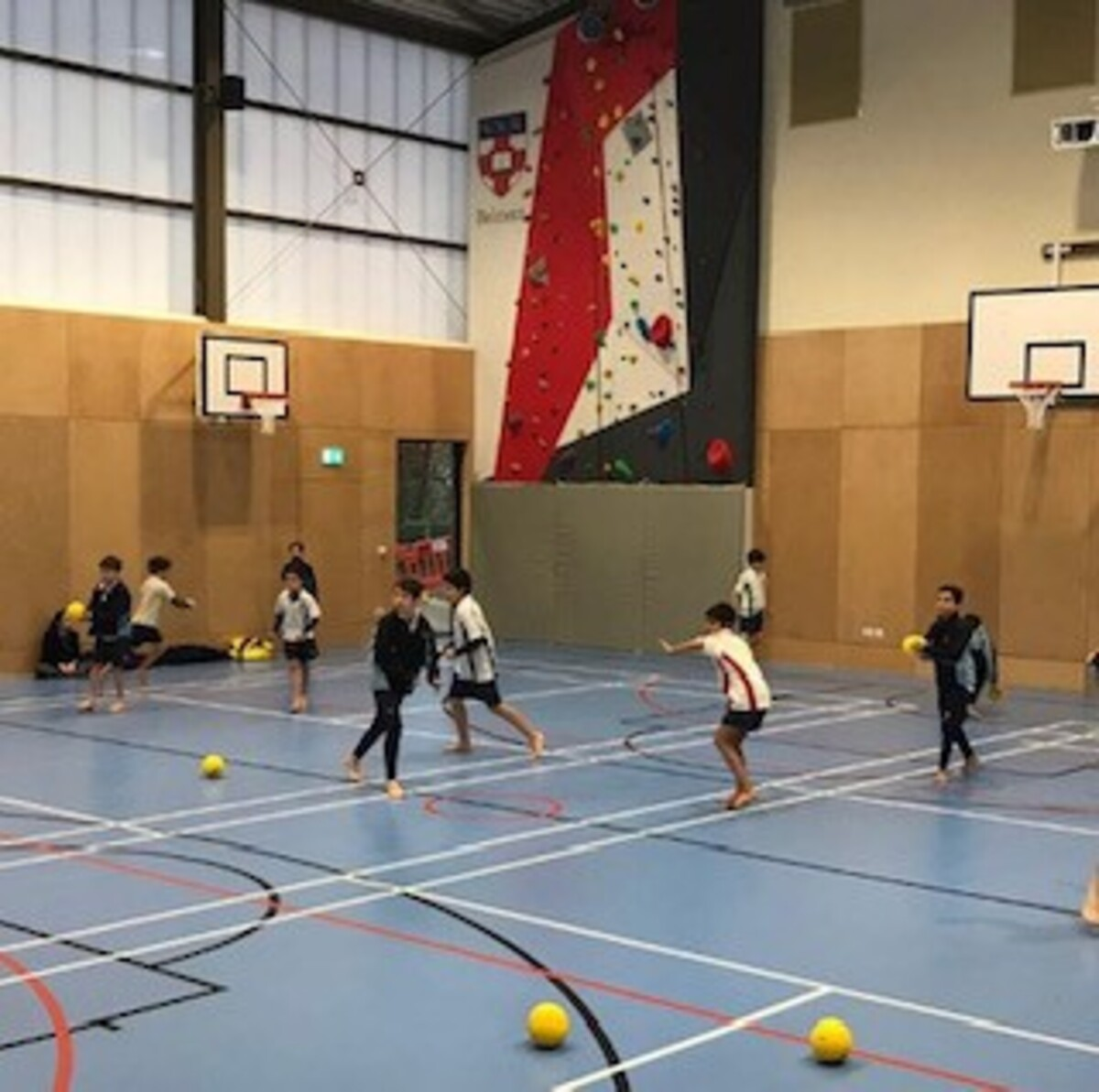 BELMONT Sports Hall - Mill Hill School - Barnet - 3 - SchoolHire