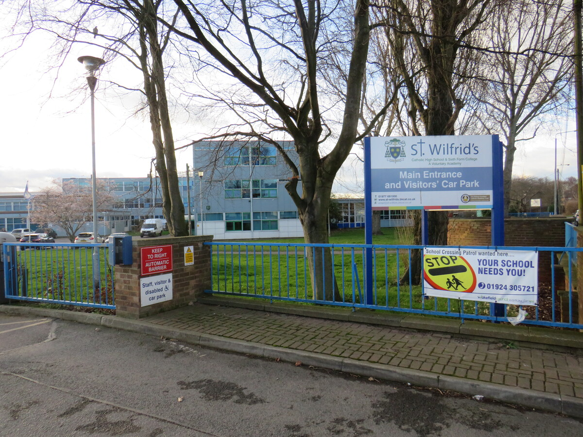 St Wilfrid's Catholic High School & Sixth Form College - West Yorkshire - 2 - SchoolHire