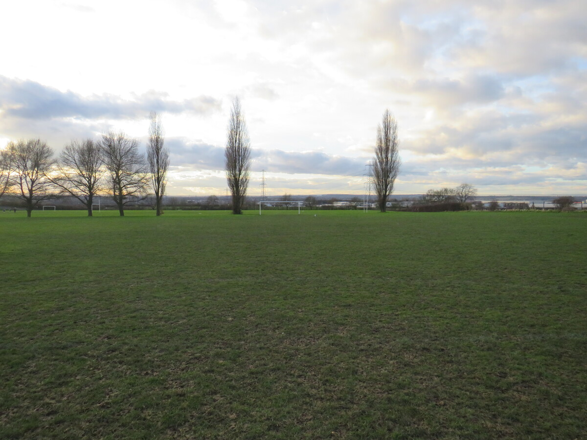 11 a side Grass Football Pitch - St Wilfrid's Catholic High School & Sixth Form College - West Yorkshire - 2 - SchoolHire