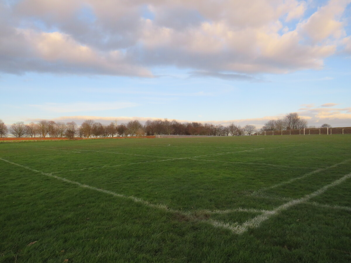 5 a side Grass Football Pitch - St Wilfrid's Catholic High School & Sixth Form College - West Yorkshire - 1 - SchoolHire