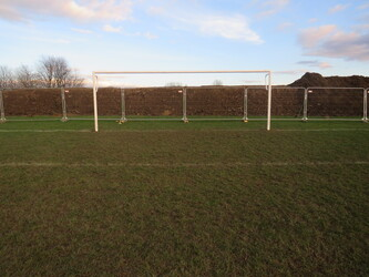 9 a side Grass Football Pitch - St Wilfrid's Catholic High School & Sixth Form College - West Yorkshire - 2 - SchoolHire