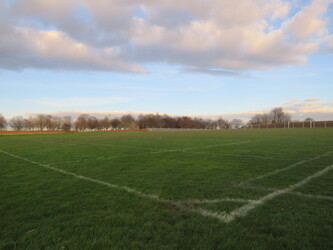 9 a side Grass Football Pitch - St Wilfrid's Catholic High School & Sixth Form College - West Yorkshire - 4 - SchoolHire
