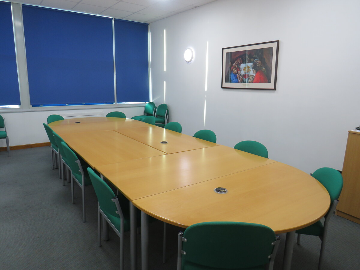 Conference Room - St Wilfrid's Catholic High School & Sixth Form College - West Yorkshire - 1 - SchoolHire
