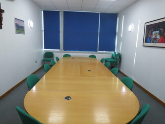 Conference Room - St Wilfrid's Catholic High School & Sixth Form College - West Yorkshire - 2 - SchoolHire
