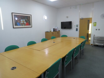 Conference Room - St Wilfrid's Catholic High School & Sixth Form College - West Yorkshire - 3 - SchoolHire