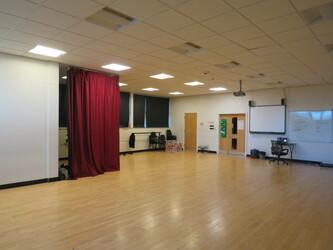 Dance Studio - St Wilfrid's Catholic High School & Sixth Form College - West Yorkshire - 3 - SchoolHire