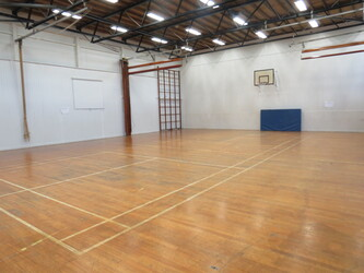 Gymnasium - St Wilfrid's Catholic High School & Sixth Form College - West Yorkshire - 1 - SchoolHire