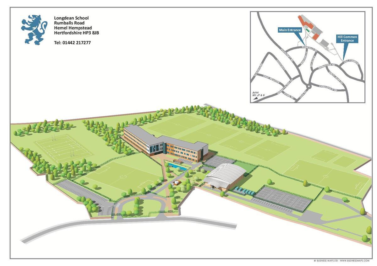 Longdean Sports Centre - Hertfordshire - 3 - SchoolHire
