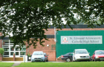 SLS @ St Edmund Arrowsmith Catholic High School - Lancashire - 1 - SchoolHire