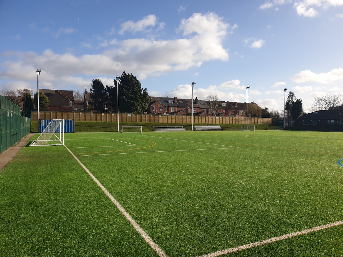 3G Football Pitch - Firth Park Academy - Sheffield - 1 - SchoolHire