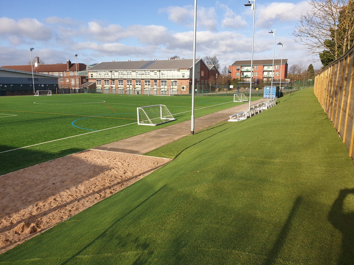 3G Football Pitch - Firth Park Academy - Sheffield - 3 - SchoolHire
