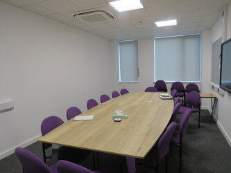 Conference Room - The Deanery CE Academy - Swindon - 1 - SchoolHire