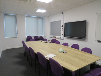 Conference Room - The Deanery CE Academy - Swindon - 2 - SchoolHire