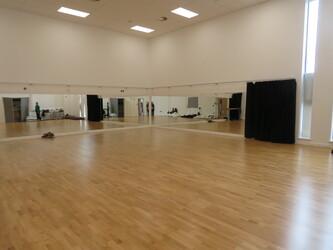 Dance Studio - The Deanery CE Academy - Swindon - 2 - SchoolHire