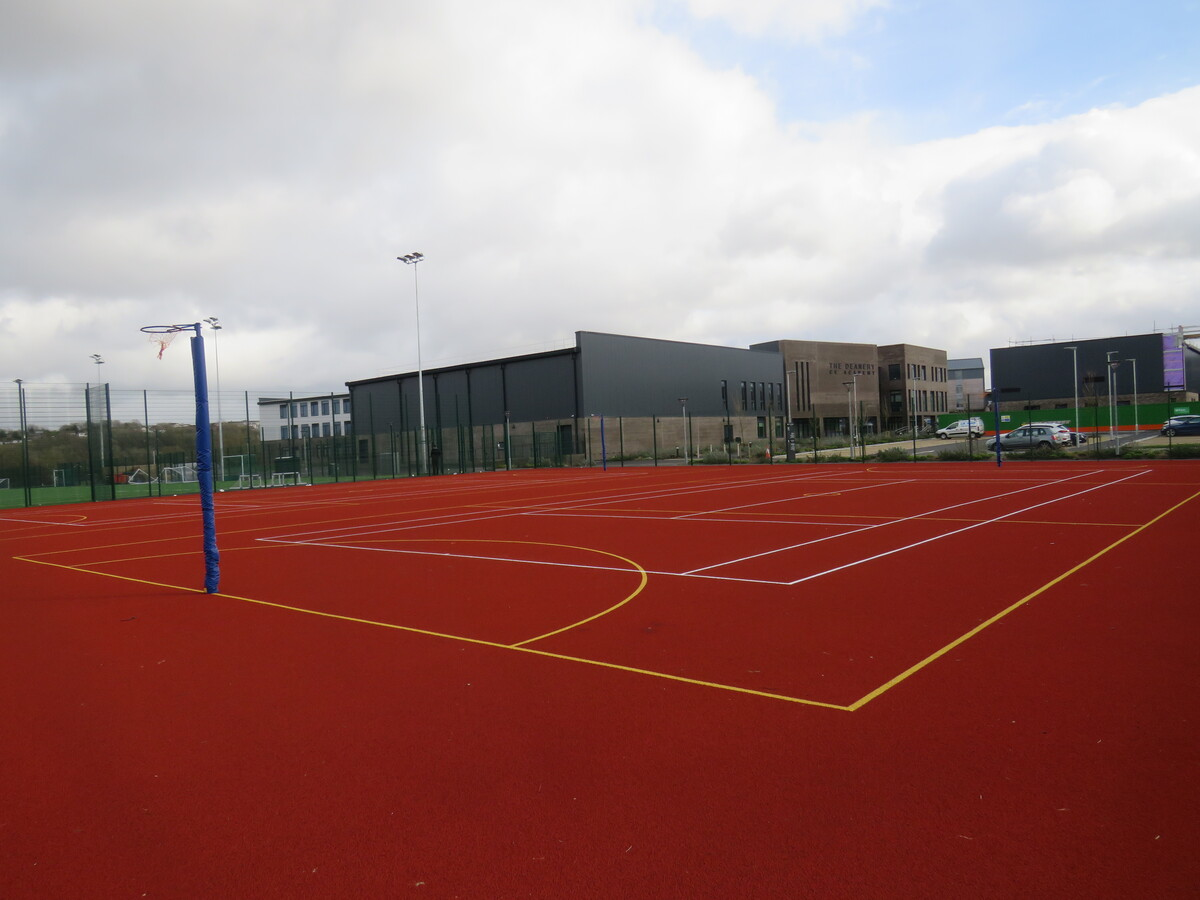 MUGA - The Deanery CE Academy - Swindon - 4 - SchoolHire